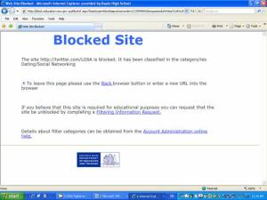 Blocked Site